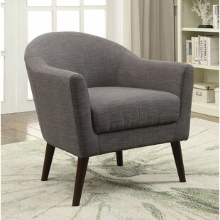 Corrigan Studio Avianna Accent Barrel Chair