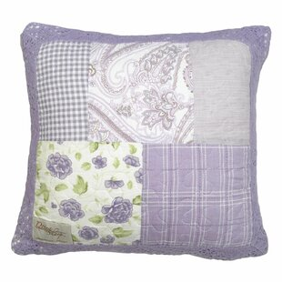 Camara Cotton Throw Pillow