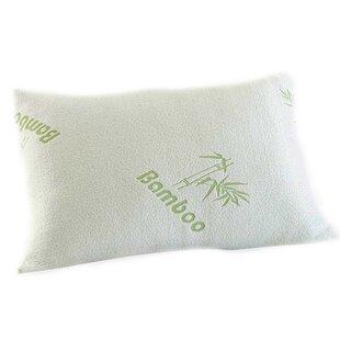 Alwyn Home Zipper Memory Foam Pillow