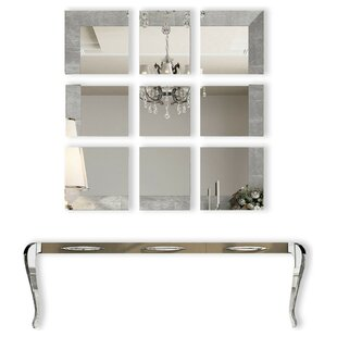 Rosdorf Park Fernwood Console Table and M..