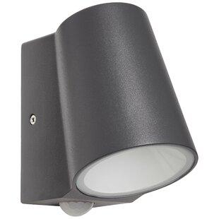 Johna LED Outdoor Wall Lantern Image