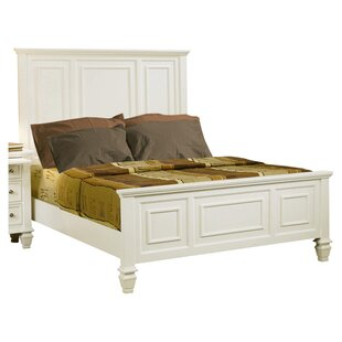 Darby Home Co Horton Panel Bed