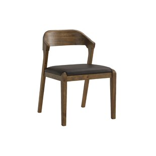 Bourgoin Upholstered Dining Chair by Foundry Select 2019 Salet