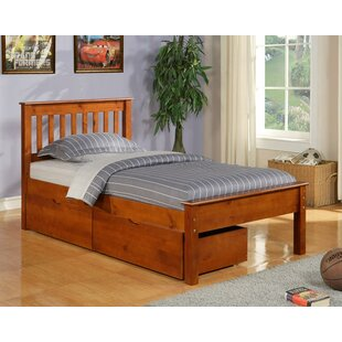 Order Hopkins Full/Double Storage Platform Bed by Harriet Bee Reviews (2019) & Buyer's Guide