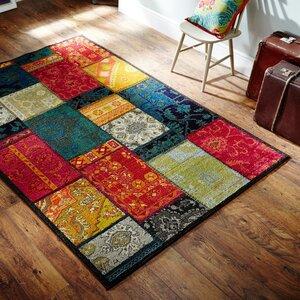 Malak Multi-Coloured Rug