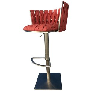 Doory Adjustable Swivel Bar Stool
