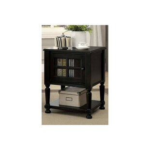 Winship End Table with Storage by Breakwater Bay