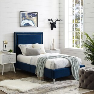 Dahms Upholstered Platform Bed