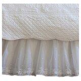 4 Sided Bedskirt Wayfair