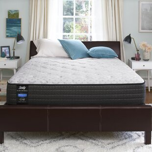 Response™ Performance 12'' Plush Tight Top Mattress and Box Spring by Sealy