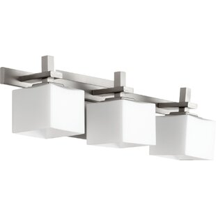 Quorum Square 3-Light Vanity L..