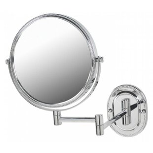 Symple Stuff Dual Sided Wall Mount Mirror