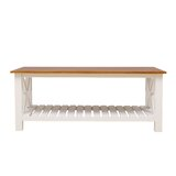 Fey Coffee Table with Storage by Longshore Tides