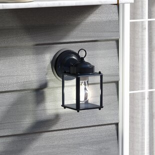 Abbey Glen Outdoor Wall Lantern by Andover Mills