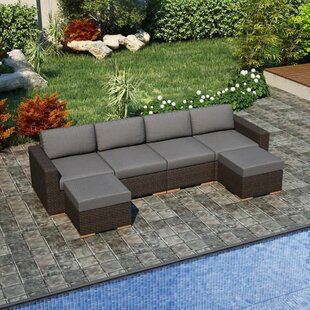 Hodge Sectional Collection by Rosecliff Heights