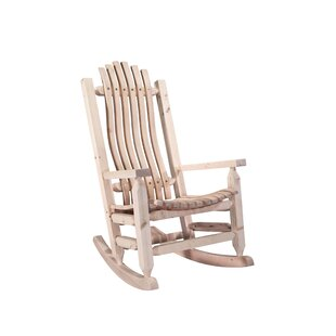 Loon Peak Abella Rocking Chair
