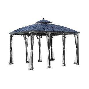 Somerset Gazebo Replacement Canopy By Garden Winds
