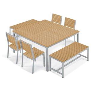Laskowski 7 Piece Dining Set