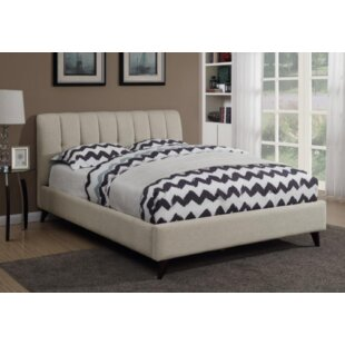 Windrim Upholstered Platform Bed