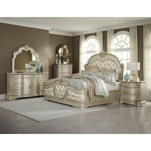 Daniela Upholstered Panel Bed by Astoria Grand
