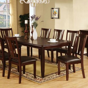 Angelica Dining Table by Charlton Home
