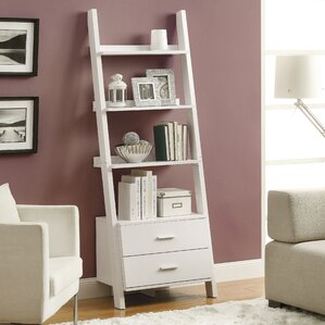 antoninus ladder bookcase