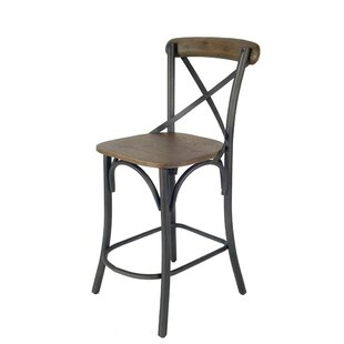 Boronda Solid Wood Dining Chair by Gracie..