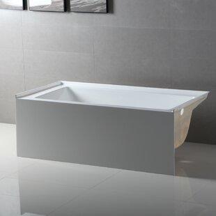 35 55 Inches Bathtubs Youu0027ll Love   Wayfair