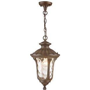 Three Posts Gurnee 3-Light Outdoor Hanging Lantern
