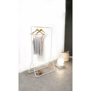 Chrisman 80cm Wide Clothes Rack By Rebrilliant