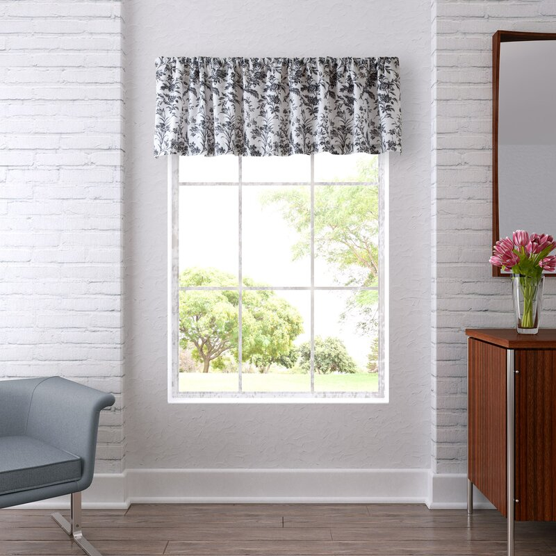 Default NameLaura Ashley Home Amberley 86 Curtain Valance By Laura Ashley