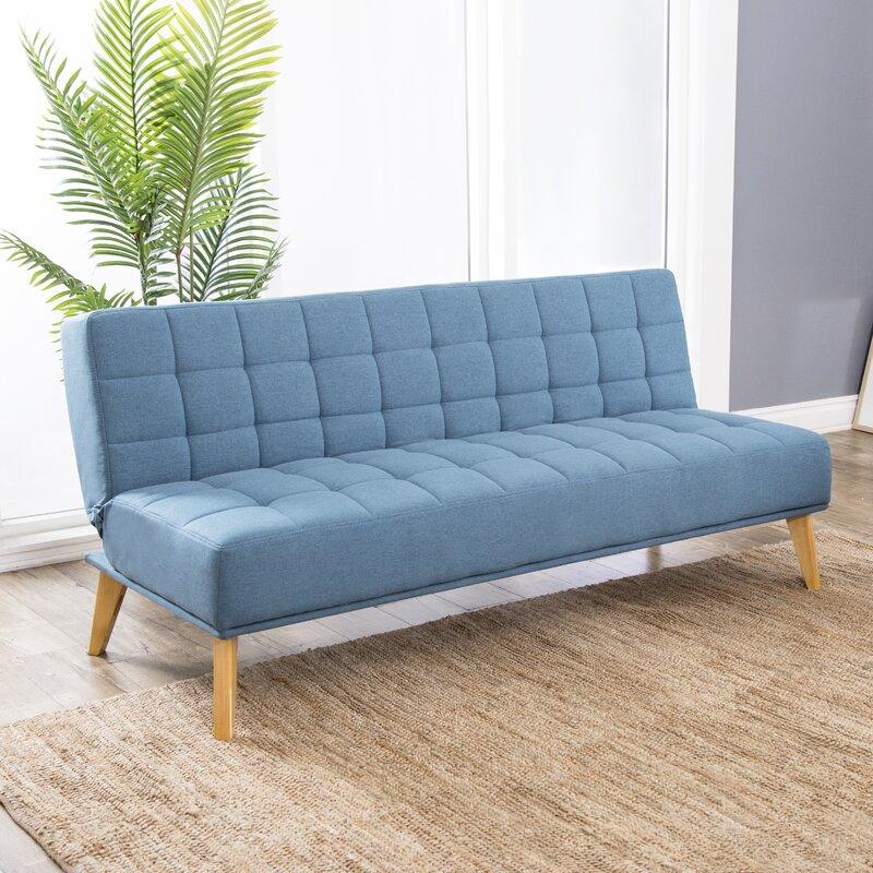 Latitude Run Laprade Convertible Sofa