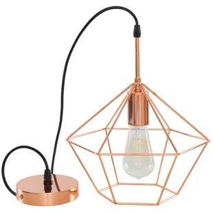 George Oliver Manchester 1-Light Geometric Pendant