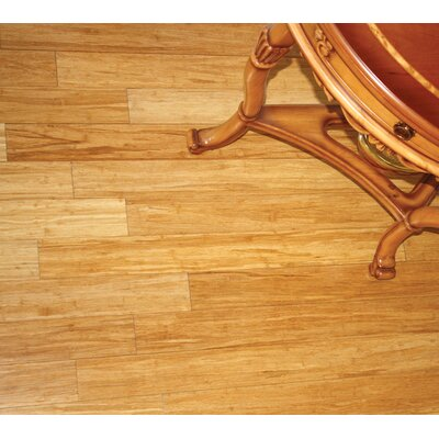 Solid Bamboo Flooring Hawa Bamboo Finish: Carbonized