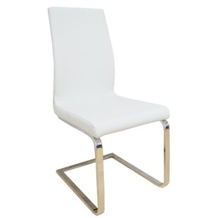 Saulsberry Tuffted Upholstered Dining Chair by Orren Ellis