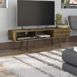 Affordable Georgina TV Stand for TVs up to 55 by Langley Street Reviews (2019) & Buyer's Guide