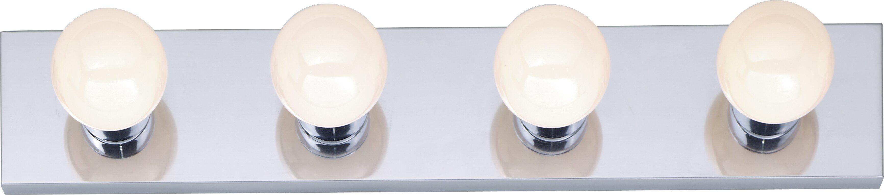 Zipcode design kyndall 4 light bath bar reviews wayfair kyndall 4 light bath bar aloadofball Images