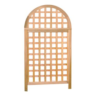 Buyers Choice Phat Tommy Andover Wood Lattice Panel Trellis