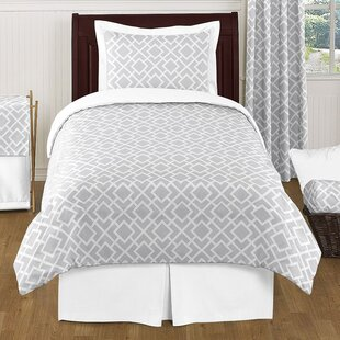 Diamond Twin Comforter Set