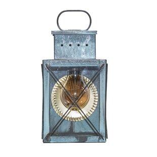 Wildes Outdoor Wall Lantern by Breakwater Bay