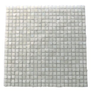 Ecologic 0 38 X Gl Mosaic Tile In White