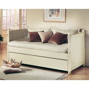 Alligator Monterey French Daybed with Pop-Up Trundle