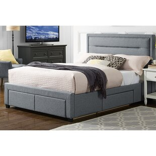 Elton Double (4'6) Storage Bed Frame By Norden Home