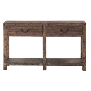 Stamant Reclaimed Wood Console Table