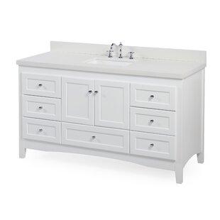 Abbey 60 Single Bathroom Vanity Set By Kitchen Bath Collection