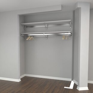 Coupon Arrange a Space Heavy Duty 64W Closet System By Orginnovations Inc