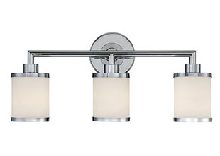 Comparison 3-Light Vanity Light By Millennium Lighting