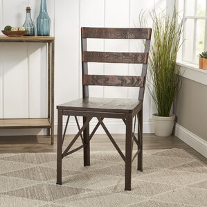 Posey Side Chair (Set of 2) by Williston Forge