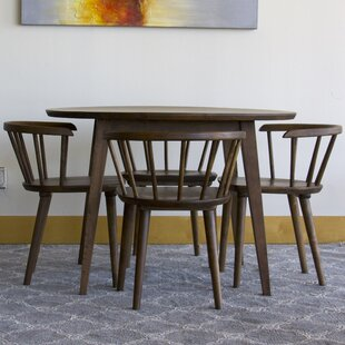 Burgan 5 Piece Dining Set