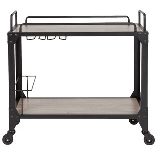 Nault Bar Cart by Ebern Designs